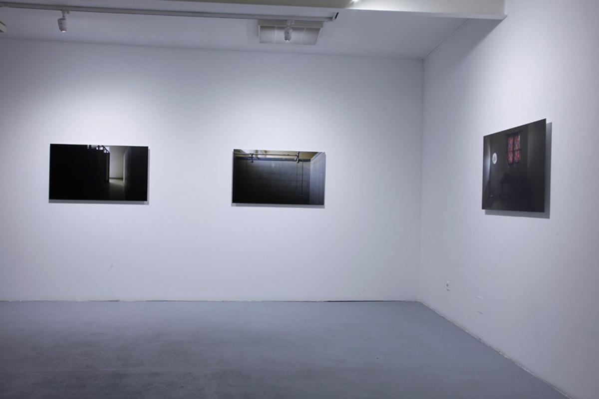 Nino Laisné, Écritures de lumière, Pollen, Monflanquin, 2012
