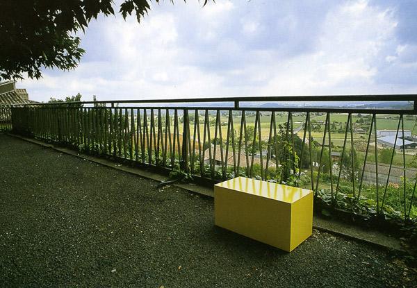 Maezawa, artiste en résidence, Pollen, Monflanquin