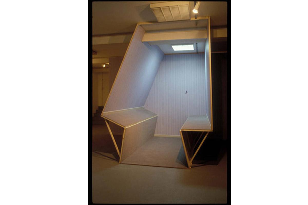 Caroline Molusson Exposition 2003