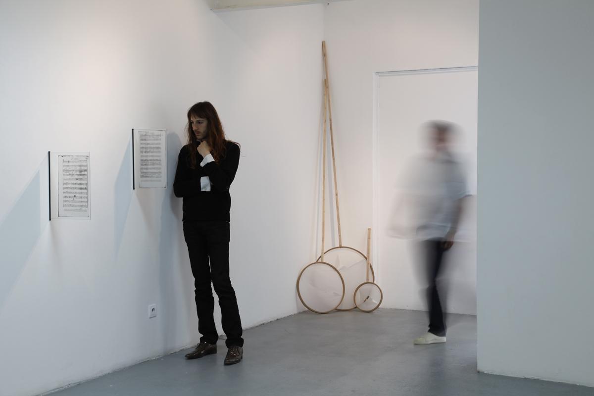 Evgenija Wassilew, artiste en résidence, 2011